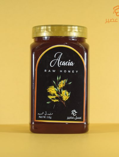 Acacia Raw Honey