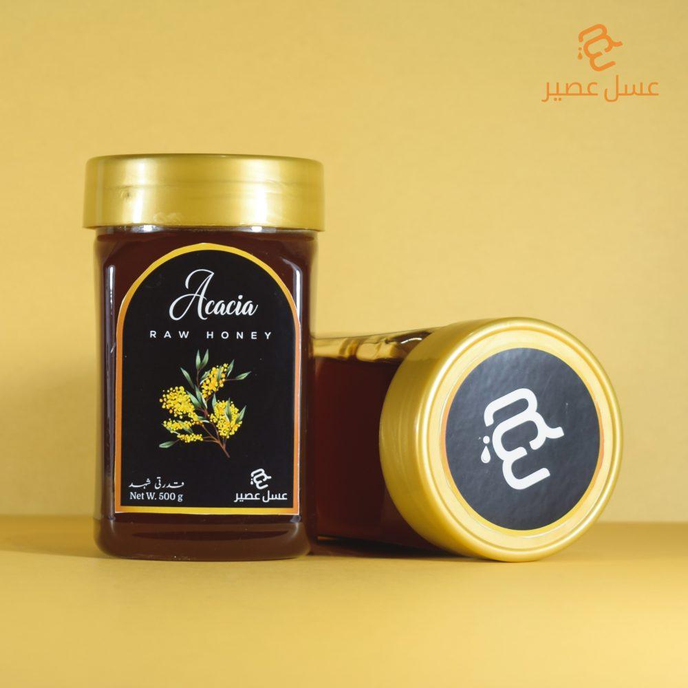 Acacia Raw Honey