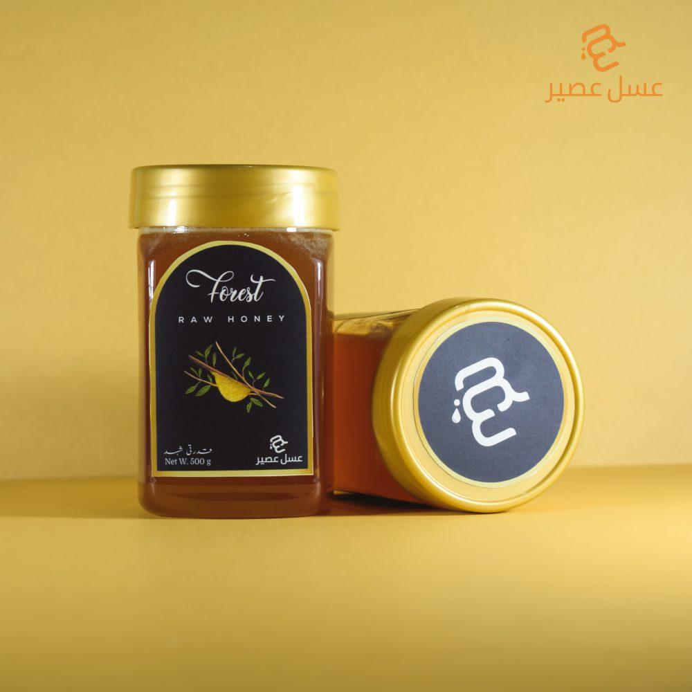Forest Raw Honey