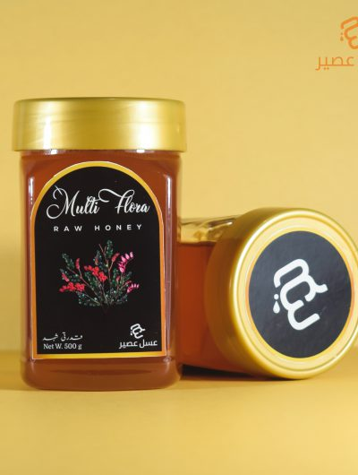 Multi-Flora Raw Honey