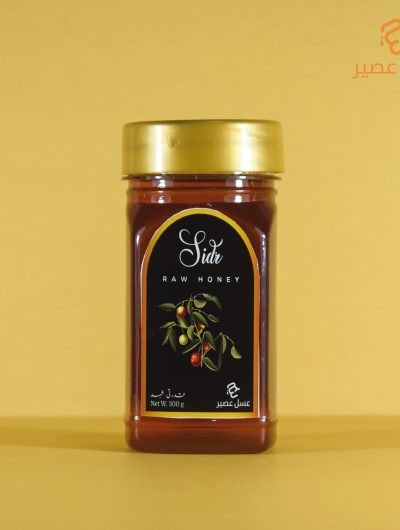 300 g Sidr Raw Honey