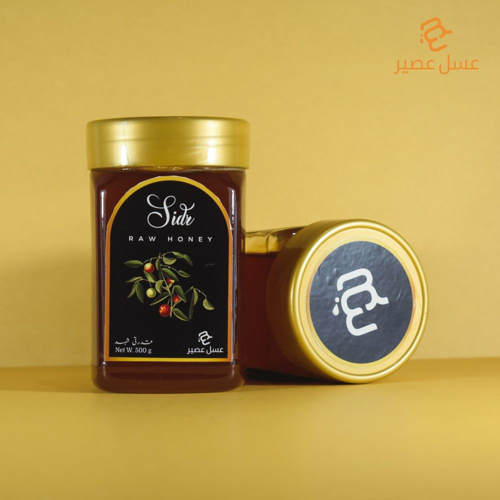 500 g Sidr Raw Honey